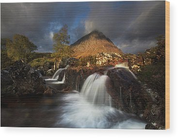 Scotland Wood Prints