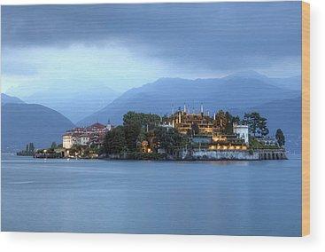 Isola Wood Prints
