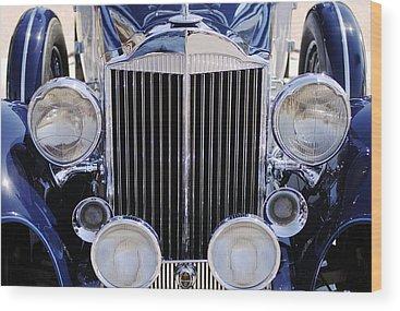 Packard Wood Prints