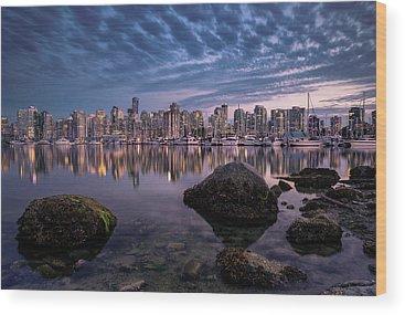 Vancouver Wood Prints
