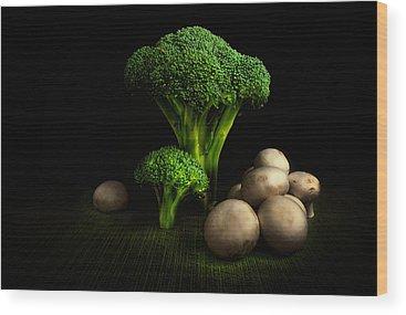 Fungus Wood Prints