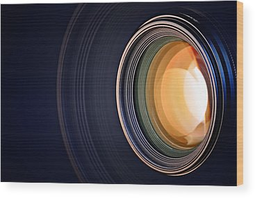 Lens Wood Prints