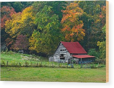 Tennessee Wood Prints