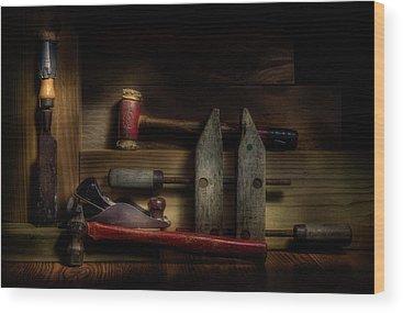 Carpenter Wood Prints