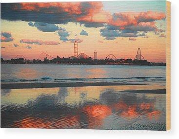 Lake Erie Wood Prints