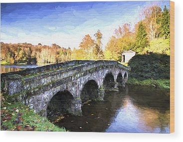 Stourhead Wood Prints