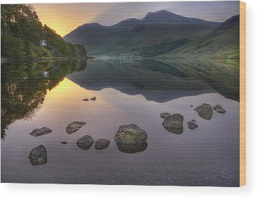 Lake District Wood Prints