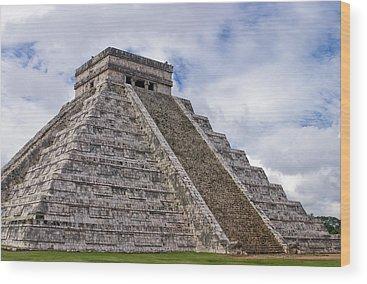 Yucatan Wood Prints