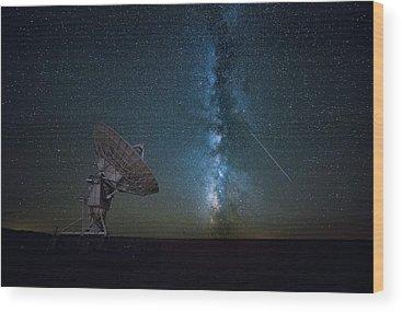 Astro Photographs Wood Prints