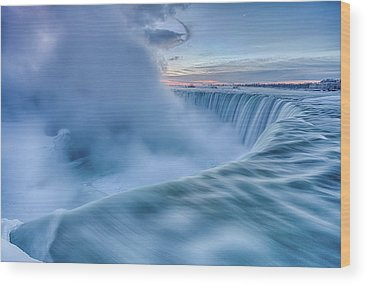 Niagara Falls Wood Prints