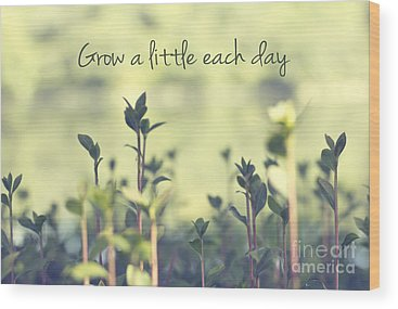 Grow Wood Prints