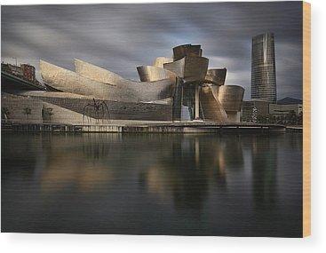 Guggenheim Wood Prints