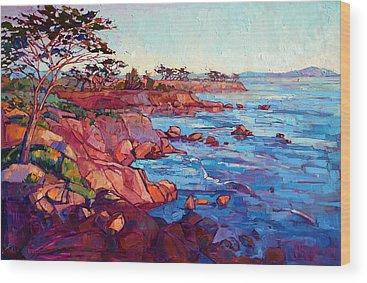 Monterey Wood Prints