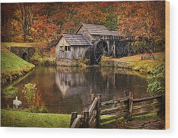 Millrace Wood Prints