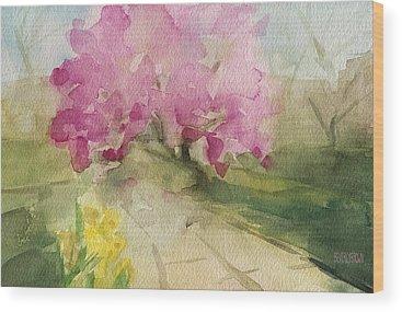 Magnolia Wood Prints