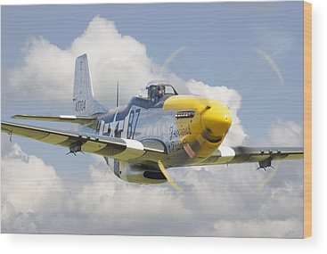 Luftwaffe Wood Prints