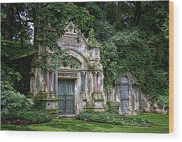 Burial Wood Prints