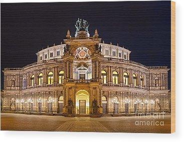Dresden Wood Prints