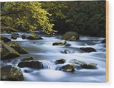 Appalachian Mountains Wood Prints