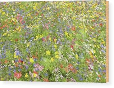 Impressionism Photographs Wood Prints