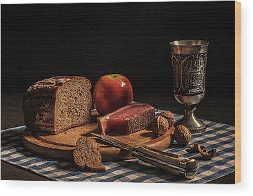 Bread Wood Prints
