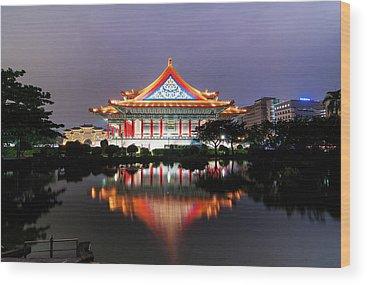 Taiwanese Wood Prints