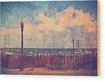 Salt Water Wood Prints
