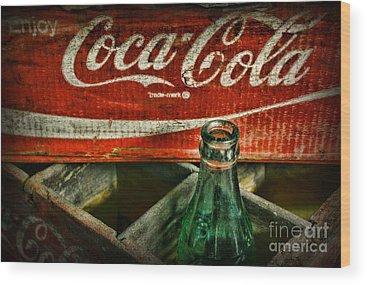 Soda Pop Wood Prints