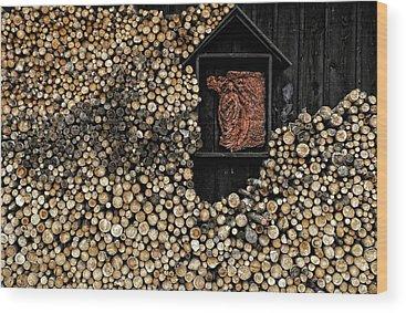 Firewood Wood Prints