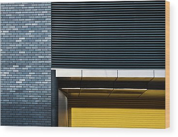 Brick Wall Wood Prints
