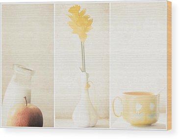 Daffodil Wood Prints