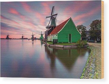 Holland Wood Prints