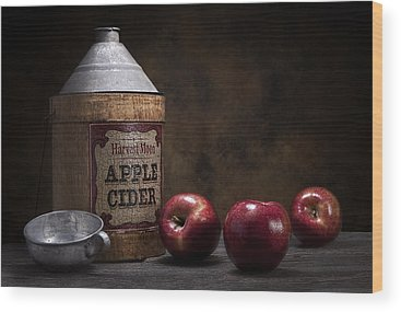 Tin Can Wood Prints