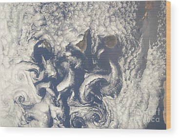 La Gomera Wood Prints
