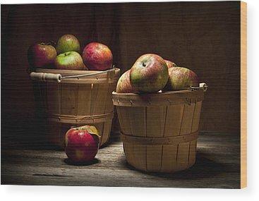 Fresh-picked Wood Prints
