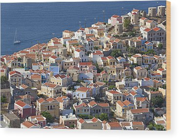 Symi Wood Prints