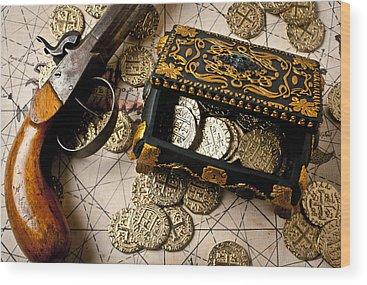 Treasure Box Wood Prints