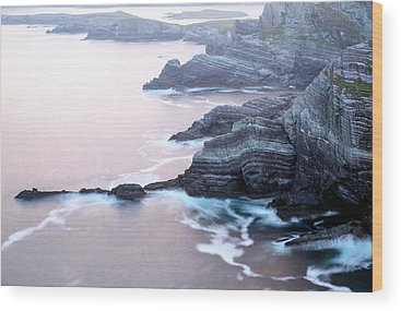 Portmagee Wood Prints