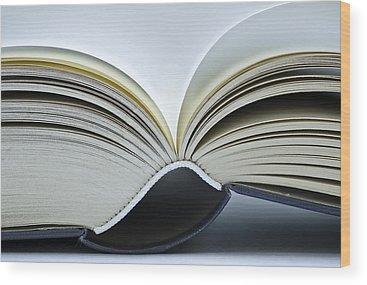 Publishing Wood Prints