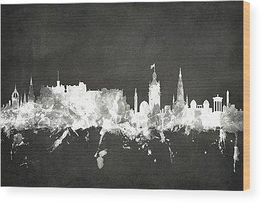 Chalk Boards Wood Prints