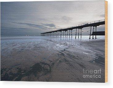 The North Sea Wood Prints