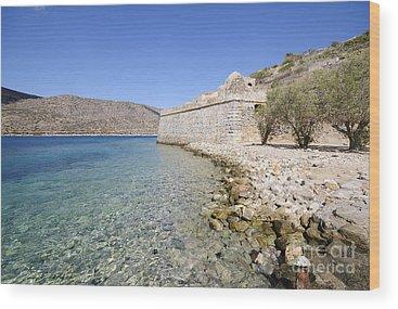 Crete Wood Prints
