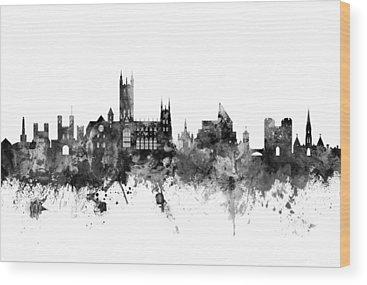 Canterbury Wood Prints
