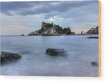 Taormina Wood Prints
