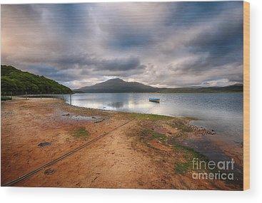 Loch Wood Prints