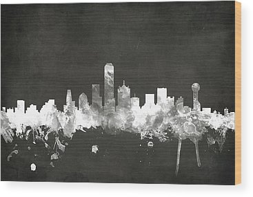Blackboards Wood Prints