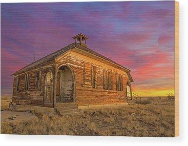 Prairie Wood Prints