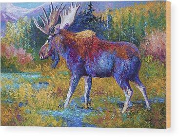 Moose Wood Prints