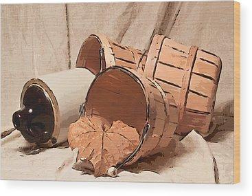 Bushels Wood Prints
