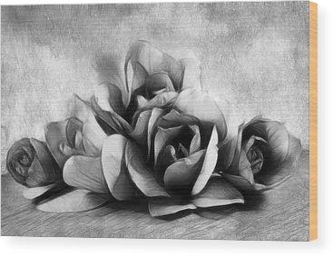 Black Is Beautiful Wood Prints